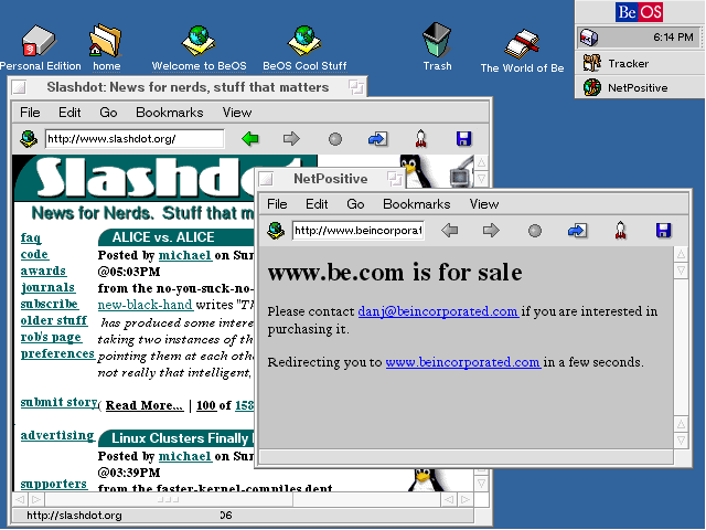 Beos 5 0 Personal Edition