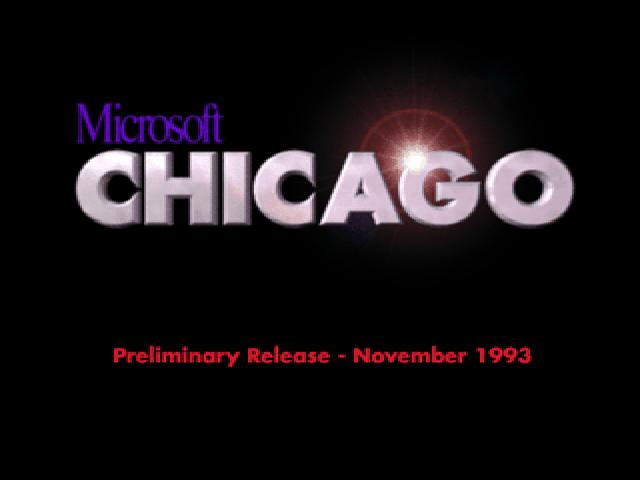 chicago build 73 1993