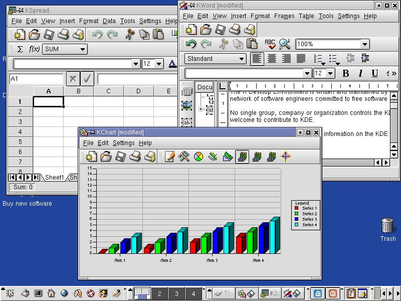 X11 - X Windowing System
