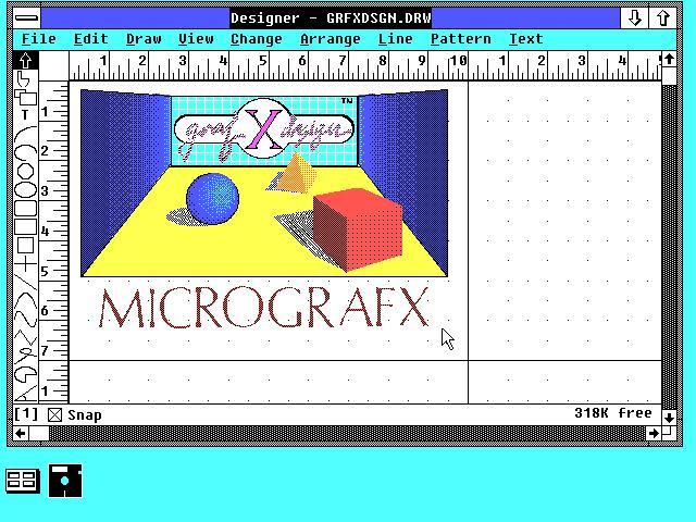 micrografx