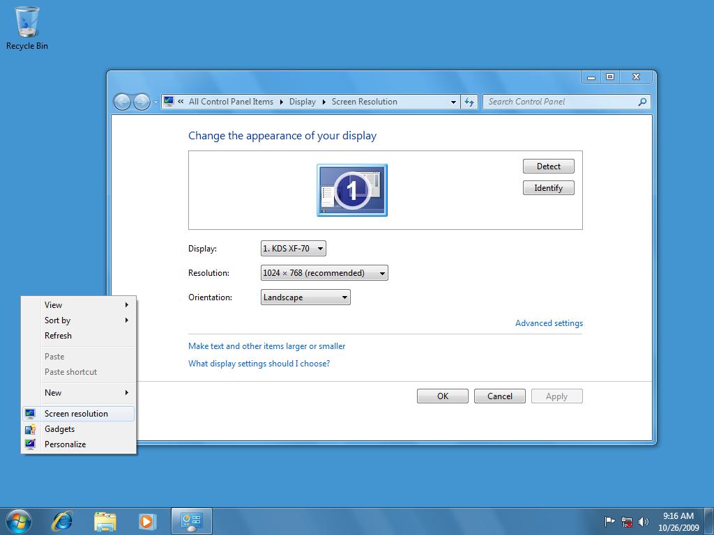 windows 7 version 6.1 7600