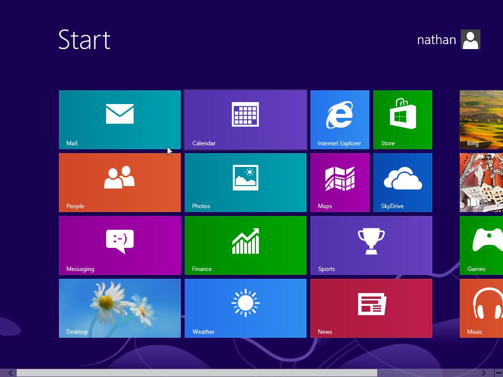 Windows 8 bản chính thức full + Key & Crack